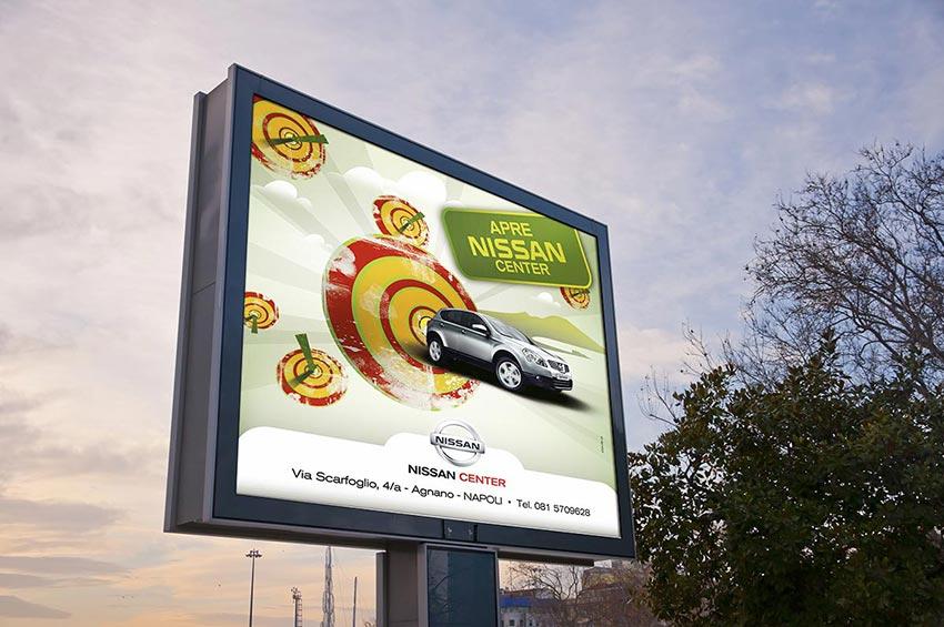affissione-nissan-center-maxi-impianti