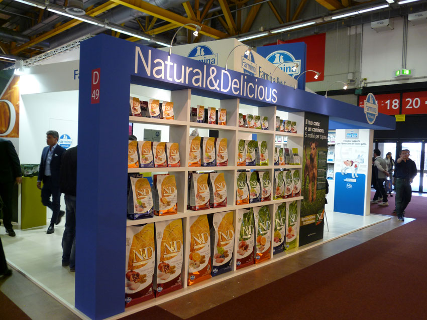 allestimento stand zoomark