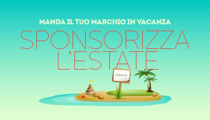 sponsorizzazione spiaggia