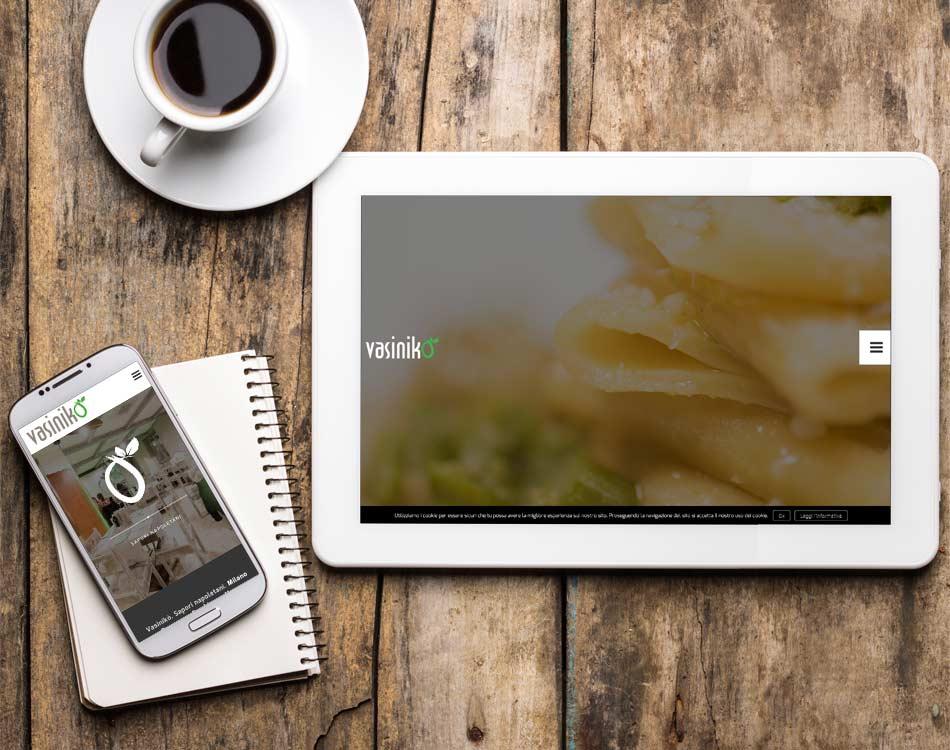 vasiniko sito responsivo smartphone tablet