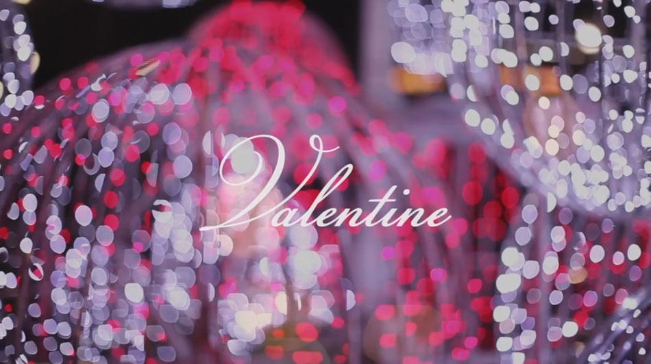 video valentine natale 2014