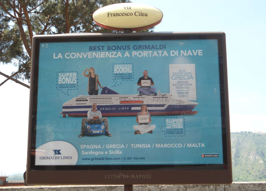 affissioni GL 2012