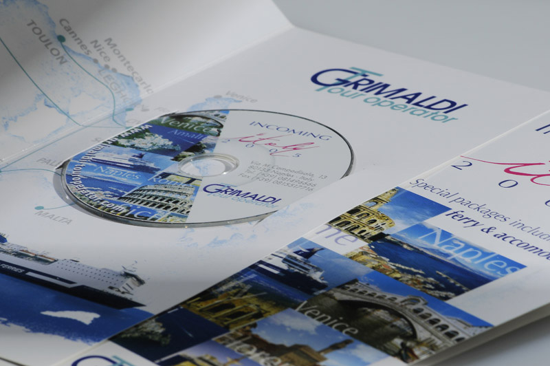 Mini-CD personalizzati