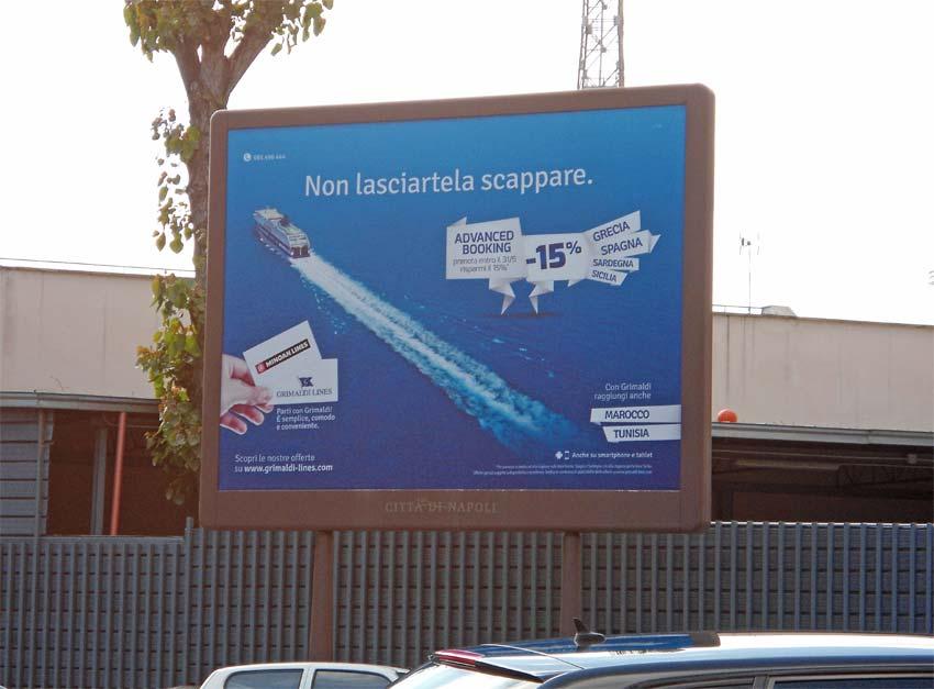 affissioni pubblicitarie GL 2013