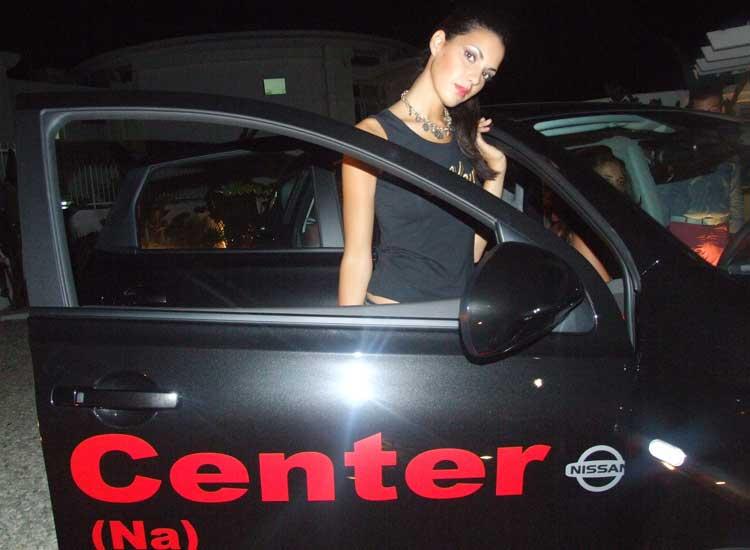evento nissan center