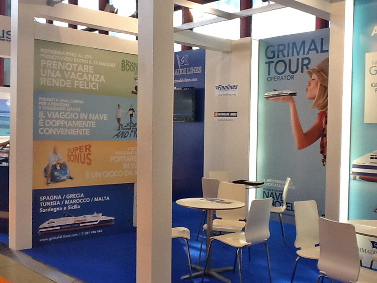 pannelli stand