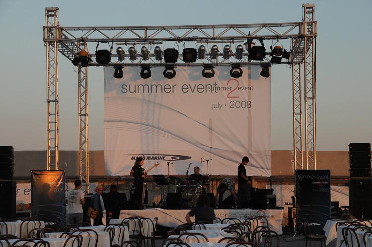 summer event 2008