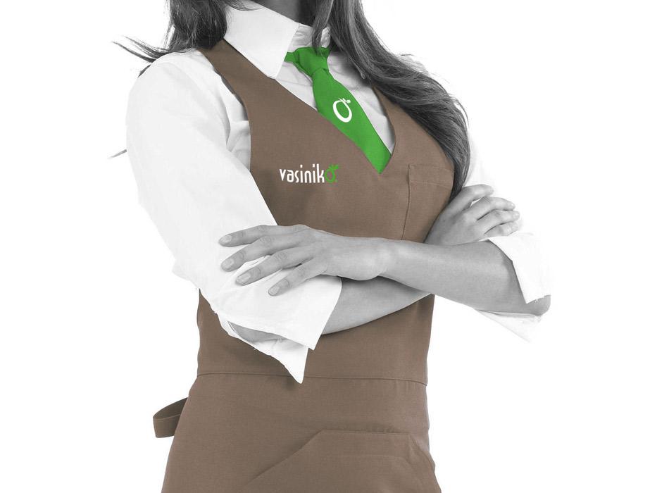 camici da lavoro personalizzati