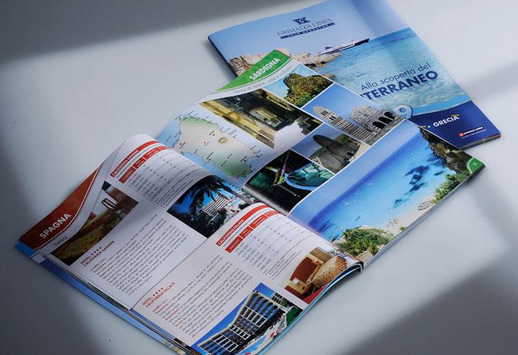 impaginazione cataloghi viaggi gto
