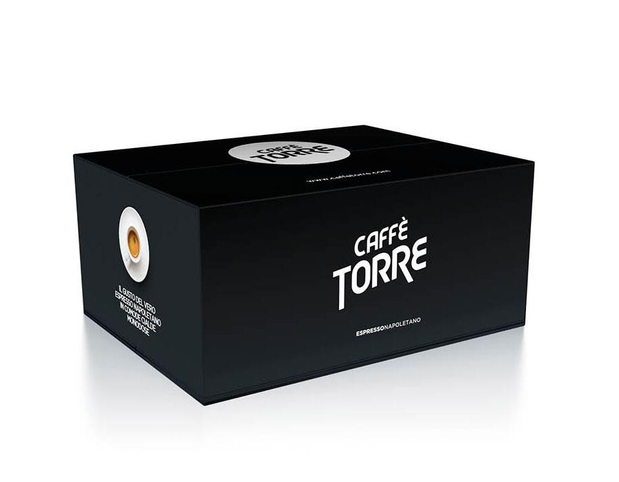 scatolo personalizzato caffe torre