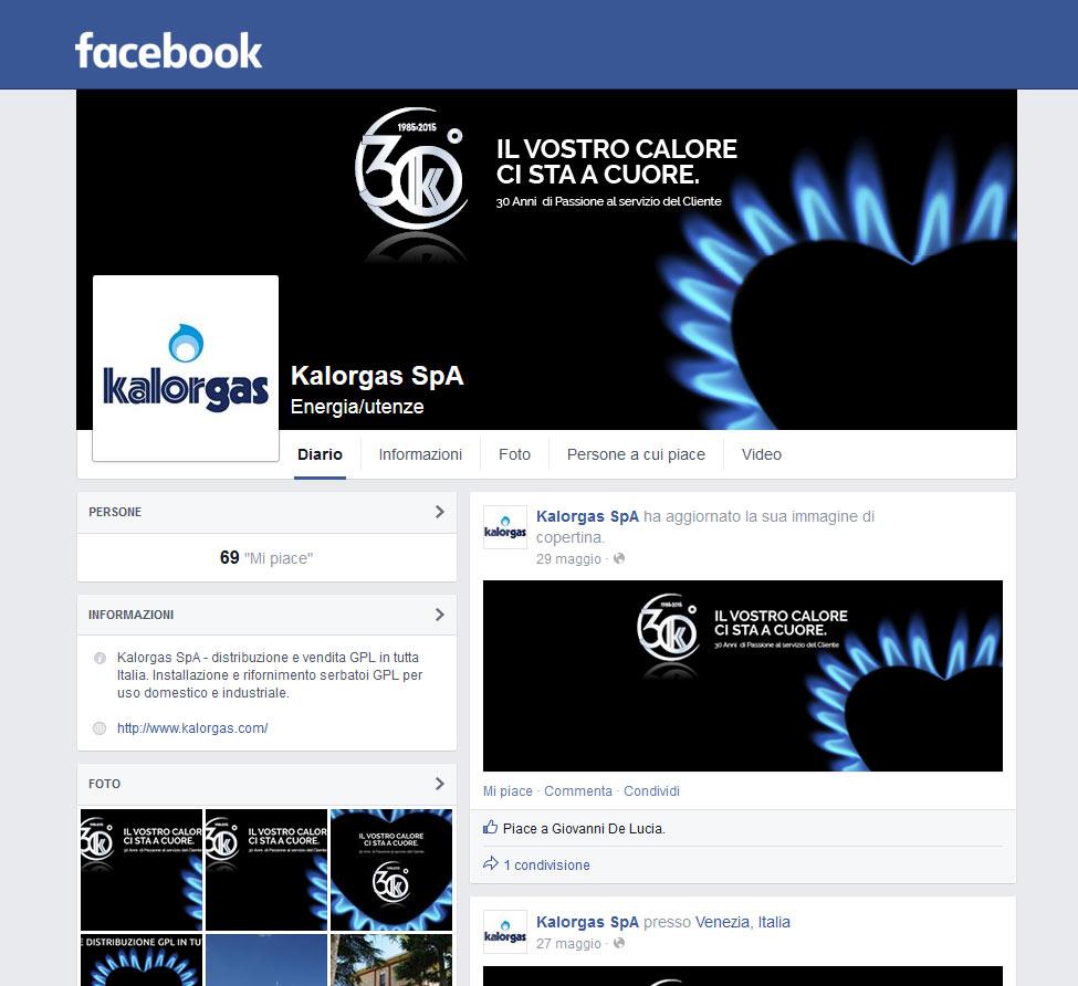 pagina fb kalorgas