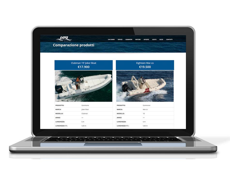 web-agency-napoli-sito-vitalemarine-comparatore-prodotti