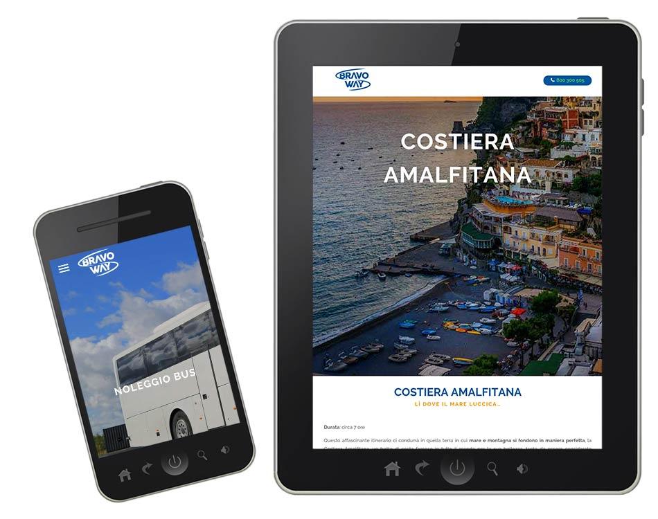realizzazione siti web turistici responsive
