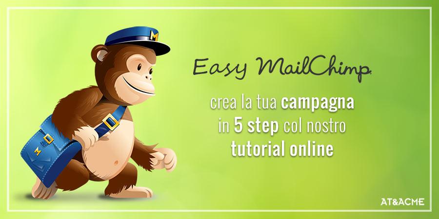 Tutorial online crea la tua campagna newsletter con for Crea la tua casa online