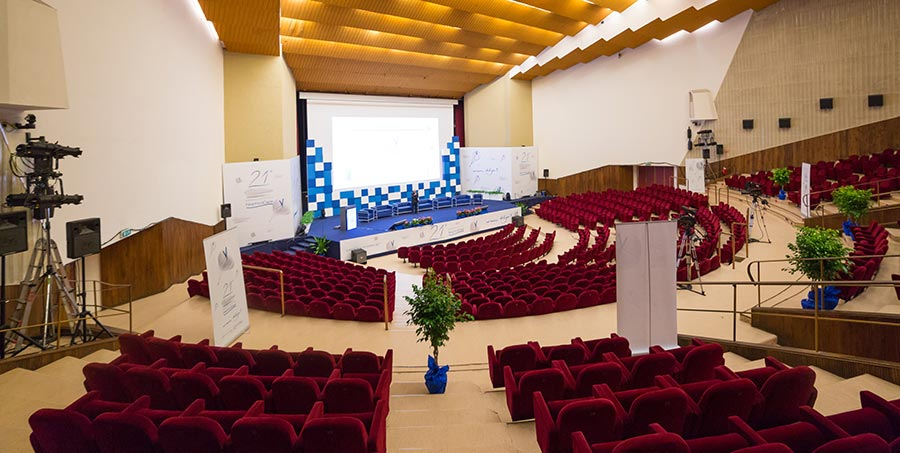 allestimento-21-annual-meeting-palco