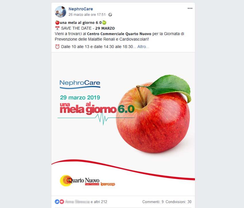 ateacme-pubblicazione-post-facebook-nephrocare