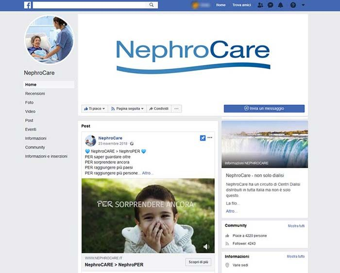 gestione-pagina-facebook-nephrocare-ateacme-cop